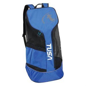 MESH BACKPACK-COBALT BLUE