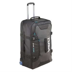 ROLLER BAG - BLACK, LARGE