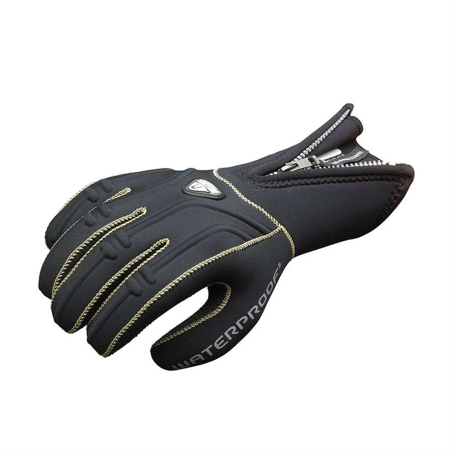 G1 Aramid Glove 5 Finger 5mm M